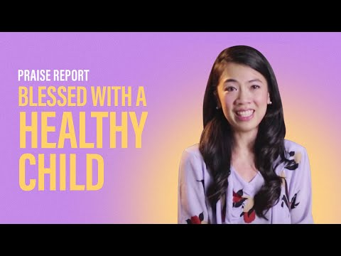 Praise ReportBlessed With A Healthy Child After Troubled Pregnancy  New Creation Church