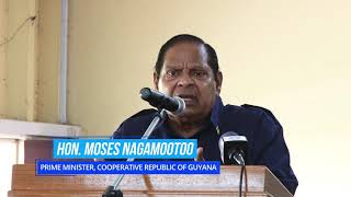 Govt delivering services to communities – PM Nagamootoo