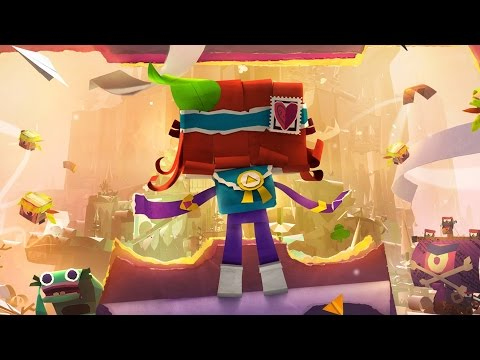 The First 15 Minutes of Tearaway Unfolded - UCKy1dAqELo0zrOtPkf0eTMw