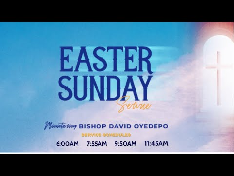 DOMI STREAM: EASTER  SERVICE  4, APRIL 2021.