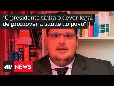 Bolsonaro poderá ser investigado por suposta prevaricação na compra da Covaxin