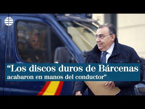 """Castaño: """"Los discos duros de Bárcenas acabaron en manos del conductor"""""""