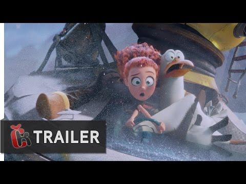 Čapí dobrodružství (2016) - oficiální trailer