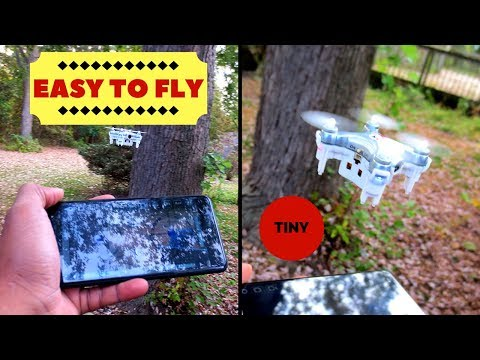 CX-10WD Nano Quadcopter with Wifi FPV and Altitude Hold - Full Review - UCMFvn0Rcm5H7B2SGnt5biQw