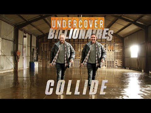 Undercover Billionaries Collide photo