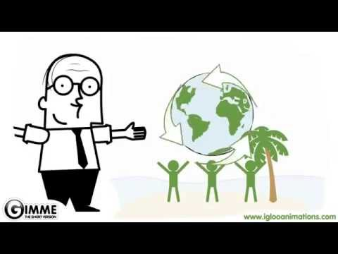 The Natural Step and Sustainability explained in 2 minutes