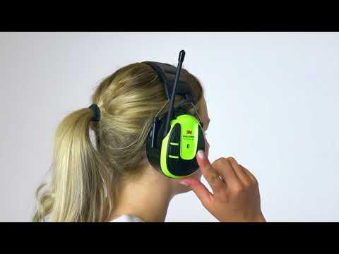 Communication Face To FacePTL   3M™ PELTOR™ WS™ ALERT™ XPI User Instructions