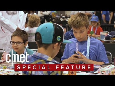 These kids are probably better at Pokemon than you - UCOmcA3f_RrH6b9NmcNa4tdg