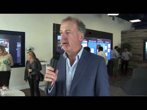 Interview with Mike Entwistle, CEO of CCOMM