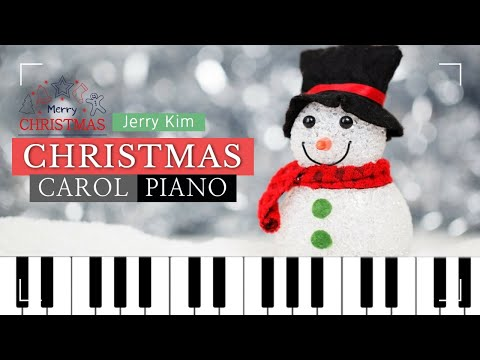 [2Hours]🎄Christmas Carol Piano Compilation 잔잔한 크리스마스 캐롤 피아노 모음 Cover by Jerry Kim - UCrGVxTG1RqeDxkWCN5f_Tkg