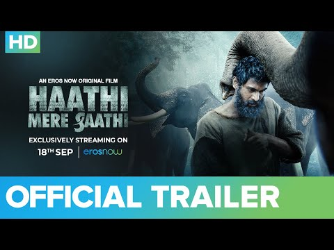 Haathi Mere Saathi Official Trailer | Rana Daggubati | Prabu Solomon| Pulkit, Zoya, Shriya 18th Sept
