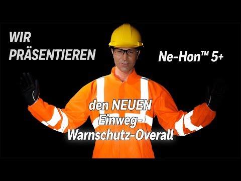 Ne-Hon™ 5+ Einweg-Warnschutz-Overall | Honeywell Safety