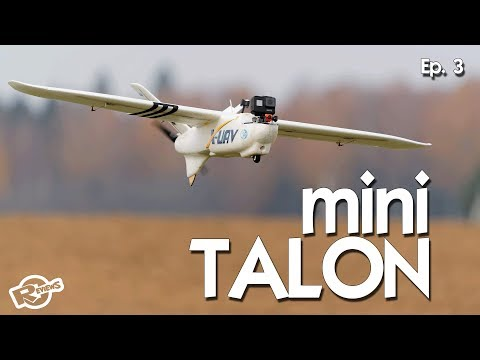 Engine oFF - Mini Talon endurance flight Ep. 3 - UCv2D074JIyQEXdjK17SmREQ