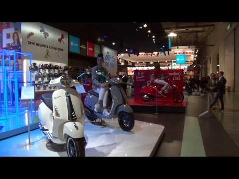 Motosx1000: Eicma 2018 - Grupo Piaggio -