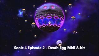 Sonic 4 Episode 2 - Death Egg MkII 8-bit (Rytmik Retrobits) by shadow17993