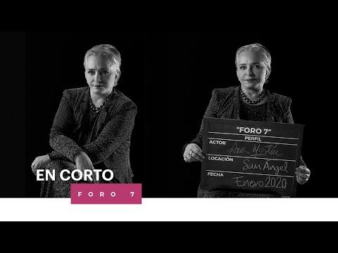 Ana Martin confiesa que casi se desmaya antes de actuar con Ignacio López Tarso | Foro 7