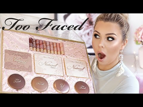 TOO FACED IT JUST COMES NATURALLY COLLECTION REVIEW / FIRST IMPRESSIONS - UChplUdodMCdfZfmTQbRhNWw