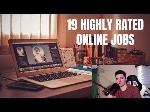 19 Highly Rated Online Jobs for 2019 (Design, Software, Marketing)