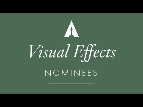 Oscars 2017: Visual Effects Nominees