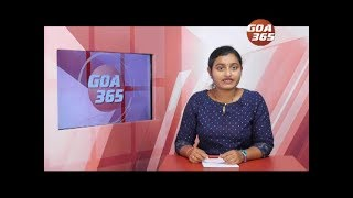 GOA 365 18th August 2019 ENGLISH NEWS BULLETIN