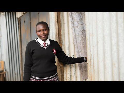 """Hembesök del 4 av """"Resan till Kenya"""""""