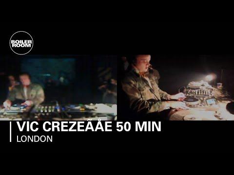 Vic Crezée 50 min Boiler Room DJ Set - UCGBpxWJr9FNOcFYA5GkKrMg