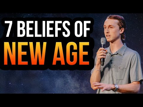The Core Beliefs of New Age Explained @Everett Roeth
