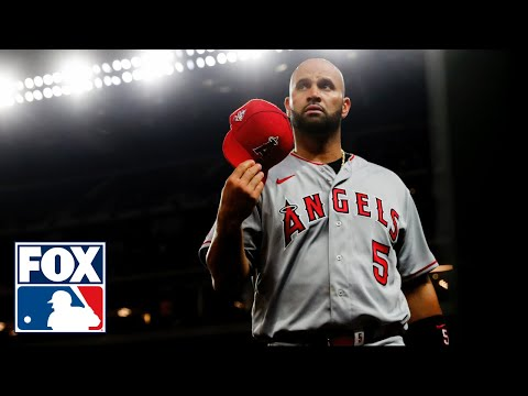 Albert Pujols signing with Dodgers -- Cespedes Family BBQ guys break it down   FOX MLB