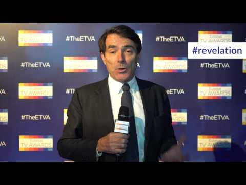 """#TheETVA  """"twinterviews""""  Duilio Giammaria"""