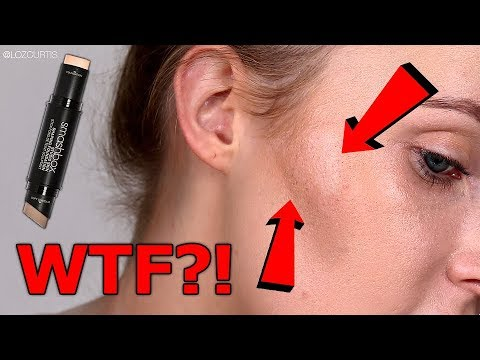 "HIT OR MISS""! Smashbox Studio Skin Foundation Stick 