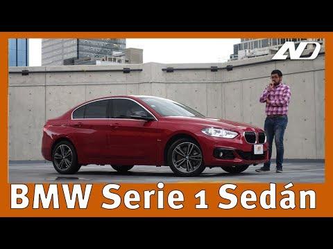 BMW Serie 1 Sedan - Es lo mismo pero no es igual