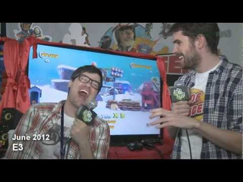 Behind The Scenes - Joe Danger 2