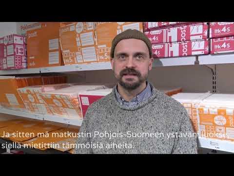 Vuoden 2019 ystävänpäiväpostimerkit on suunnitellut taiteilija Matti Pikkujämsä, joka tunnetaan mm. lehti- ja kirjakuvituksistaan sekä muotokuvistaan. Tämänkeväiset ystävänpäiväpostimerkit kuvaavat eri-ikäisten ihmisten välistä ystävyyttä ja yhdessä tekemistä.