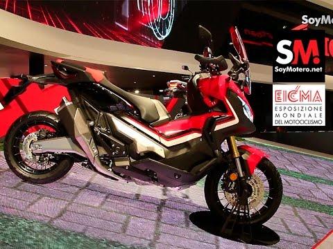 Honda X-ADV 2017 (EICMA 2016)