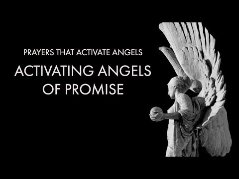 Activating Angels of Promise  Prayers that Activate Angels