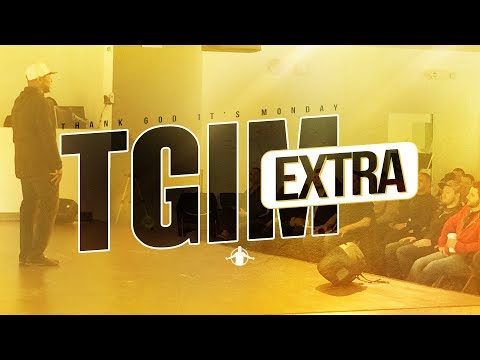 TGIM Extra | Recycle, Recycle, Recycle | NEW SERIES!!!