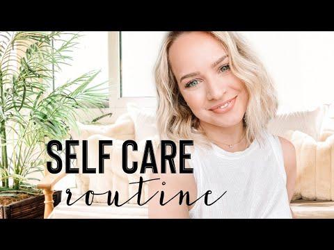 How I'm surviving quarantine.. Self care routine – Kayley Melissa