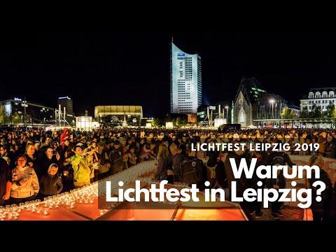 Auf dem Weg zum Lichtfest Leipzig 2019 - Warum begehen wir das Lichtfest?