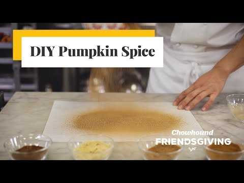 How To Make Your Own Pumpkin Spice Blend
