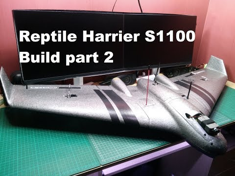 Reptile Harrier S1100 Build Part 2 - UC4fCt10IfhG6rWCNkPMsJuw