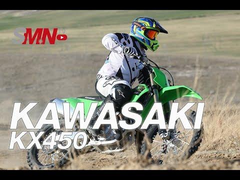PRUEBA Kawasaki KX450 2020 [FULLHD]