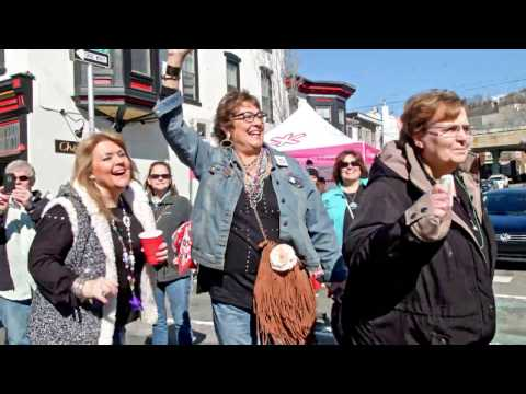 Mummers Mardi Gras 2017 Recap