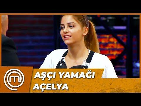 Somer Şef, Açelya ve Güzide ile Eğlendi | MasterChef Türkiye