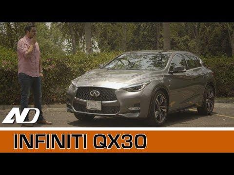 Infiniti QX30 - Para aquellos que quieren un poco de todo el mundo