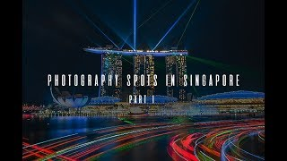 BEAUTIFUL SINGAPORE: Photography Spots in Singapore Part 1 [Cinematic Singapore]