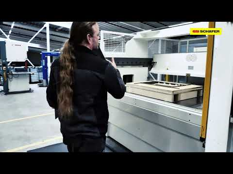 Safe, quick and efficient - Thermoformed Load Carriers Made In-House | SSI SCHAEFER