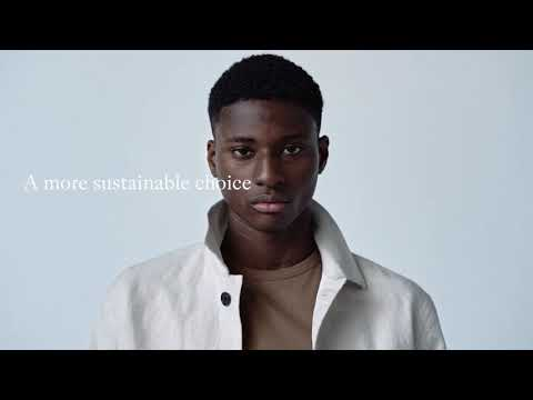 hm.com & H&M Promo Code video: Spring key: The Linen Overshirt