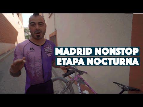 MADRID NON STOP: ETAPA NOCTURNA | Valentí Sanjuan