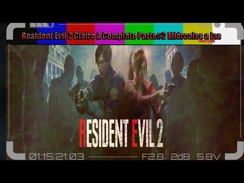 ➡ Resident Evil 2 Remake ClaireA #Parte 2 ⬅