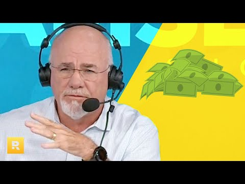 Do You Have To Sacrifice Happiness For Wealth? - Dave Ramsey Rant